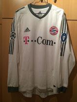03/04 Champions League away Spielertrikot von Roy Makaay vorne