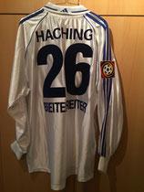1999/2000 Bundesliga Away Spielertrikot von André Breitenreiter hinten