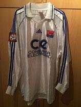 1999/2000 Bundesliga Away Spielertrikot von André Breitenreiter vorne