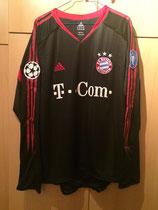 04/05 Champions League Spielertrikot von Thorsten Frings vorne