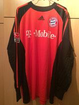 02/03 Bundesliga Torwart Spielertrikot von Stefan Wessels vorne
