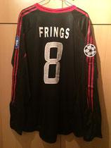 04/05 Champions League Spielertrikot von Thorsten Frings hinten