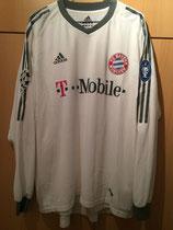 02/03 Champions League away Spielertrikot von Sebastian Deisler vorne