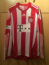 10/11 München 2018 Candidade City Spielertrikot von Bastian Schweinsteiger vorne