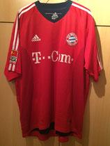 03/04 Bundesliga Derby Spielertrikot von Martin Demichelis vorne