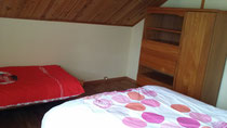 Deuxième chambre (3 couchages)