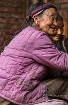 Femmes tibétaines
