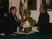 ACTO ACADEMICO SOCIEDAD BOLIVARIANA DE BOYACÁ