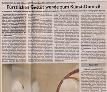 Weissenburger Tagblatt /  8. September  2011