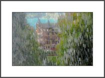 Giessbach, am Brienzersee. Einzel-Abzug auf MOAB Entrada Rag Bright. Foto-Format 40 x 27 cm. Passepartouriert, gerahmt, hinter UV-Glas. Edition limitiert (1 + 9). Preis 1750 CHF.