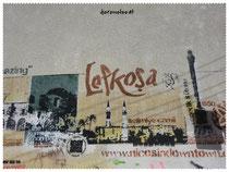 Wandbild in Nikosia