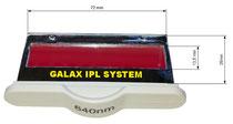 Filtro de IPL y SHR 640NM