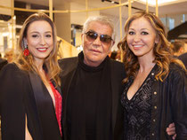 MICHELA BRUNI REICHLIN, ROBERTO CAVALLI AND MAGDA POZZO