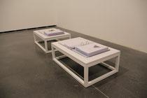 ARCHIVO MASLOW EXERCISES | Instalación en el Centro de Arte Contemporaneo de Huarte.