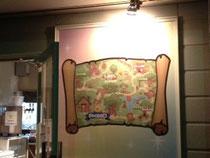 成田市看板 居酒屋プ~さんの家様 インクジェットマーキング 2012年