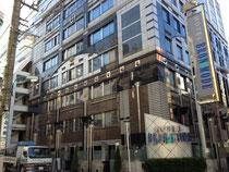 2013年 東京都新宿区歌舞伎町看板 大型袖看板緊急修理補強工事 ホテルブロンモード様