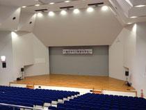 2013年 茨城県稲敷市看板 ステージ看板(インクジェット) 稲敷医師会様 デザイン、製作、施工