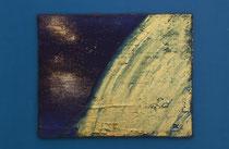 Sternenglanz, 1999 (Öl auf Leinwand 24 x 30)