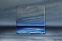 """Strait of Dover"" 2014 (Öl auf Leinwand 30 x 30)"
