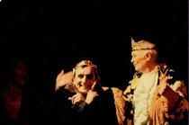 ... Prinz Hamlet plant seine Rache! (© Uwe Stern)