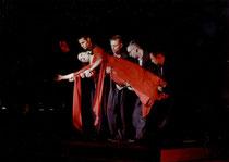 """Der Bewegungschor im """"Crucifixus"""" (© Roger Paulet)"""