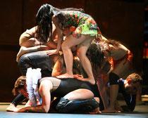 Neue Stücke Tanztheater Wuppertal Pina Bausch Ensemble Photo Detlef Erler