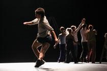 Neue Stücke Tanztheater Wuppertal Pina Bausch Dancer Ales Cucek Photo Oliver Look