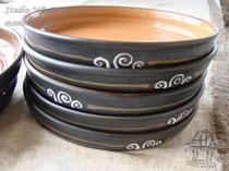 15-08. Керамические тарелки.
