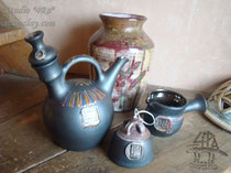 15-05.  Традиционная керамическая утварь.