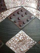 """15-24.  Керамический кувшин ручной работы """"Киприот""""."""