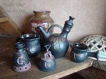 15-05.  Традиционная чёрнолощёная керамика.