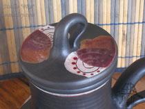 15-04. Заварной чайник из керамики