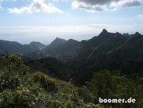 das Anaga-Gebirge
