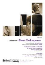 Eileen Shakespeare, construction de décors