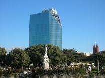 Palmy Innenstadt