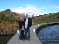 Angie, Gareth & William