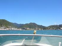 Blick auf Picton