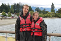 Jetboat fahren in Queenstown