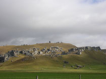 Castle Hill (Arthur's Pass Richtung Christchurch)