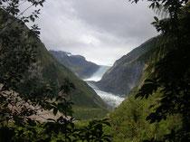 Fox Glacier: Der größte Gletscher des Westland/Tai Poutini National Parks
