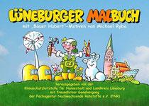 Lüneburger Malbuch Titelseite