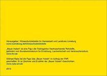 Lüneburger Malbuch Rückseite