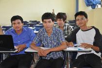 Eine weitere Lerngruppe