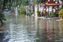 Toul Kork, das Venedig unter den Stadtteilen in Phnom Penh
