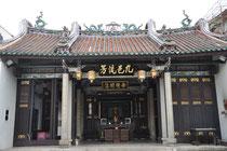 Für die Gläubigen der Stadt gibt es vielzählige Tempel,