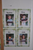 Steckbriefe der Absolventen