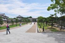 Eingang zum Osaka-Schloss