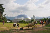 Das Dinosauriermuseum in Fukui
