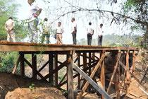 die LWD hier auf Wunsch der Dorfbewohner errichtet hat.