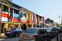 "Der Stadtteil ""Little India"""